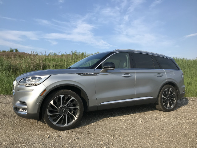 2020 Lincoln Aviator Reserve