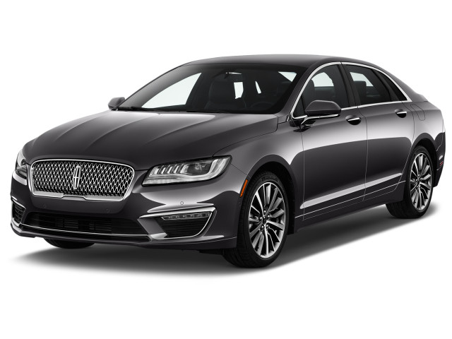 2020 Lincoln MKZ Standard FWD Angular Front Exterior View