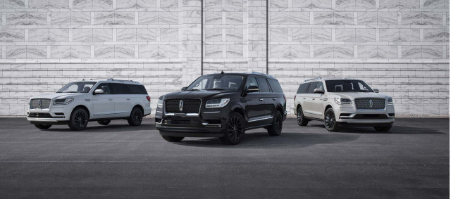 2020 Lincoln Navigator adds smartphone key, active safety features to luxury SUV