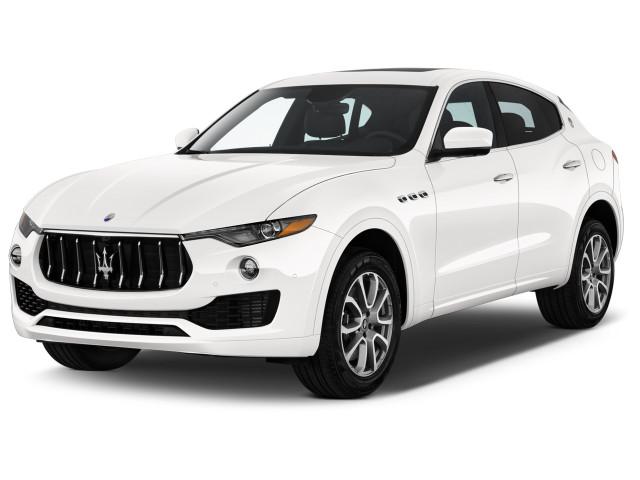 2020 Maserati Levante S 3.0L Angular Front Exterior View