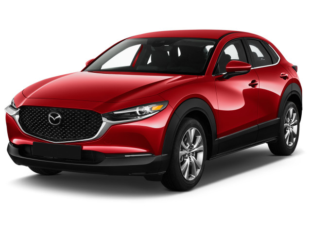 2020 Mazda CX-30 Select Package FWD Angular Front Exterior View