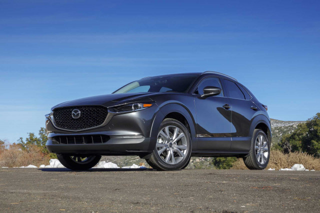 2020 Mazda CX-30 vs. 2020 Mazda 3 hatchback: Compare Cars