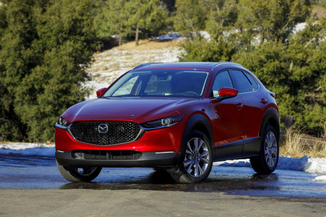 2020 Mazda CX-30 recalled for two issues; Mazda 3 also recalled