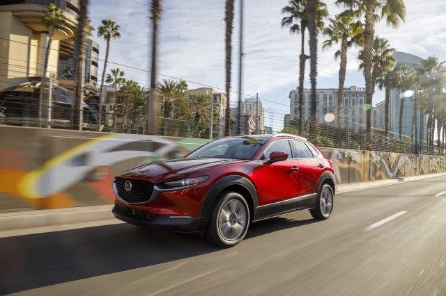 First drive: 2020 Mazda CX-30 small crossover is driven by details