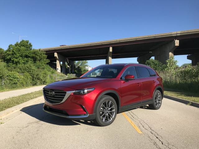 2020 Mazda CX-9 revisited, 1967 VW Bus reviewed, Mach-E capacity breakdown: What's New @ The Car Connection