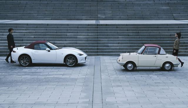 100th Anniversary Special Edition MX-5 Miata celebrates Mazda's centennial