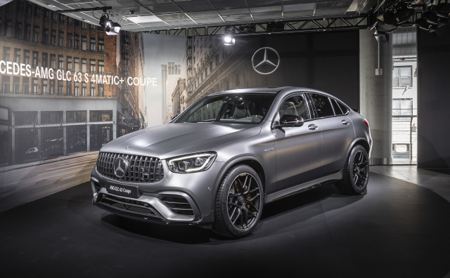 2020 Mercedes-AMG GLC63 Coupe