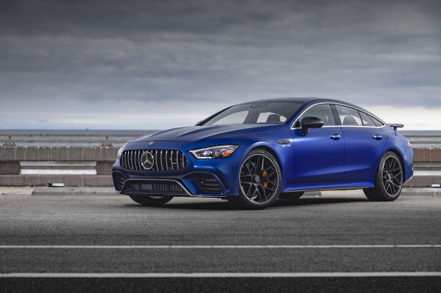 2020 Mercedes-AMG GT 63 S 4-Door Coupe