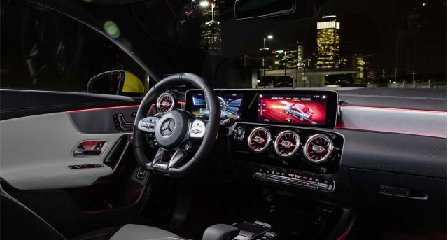 2020 Mercedes-Benz CLA35 AMG