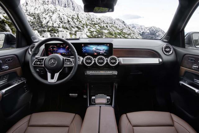 2020 Mercedes-Benz GLB-Класс