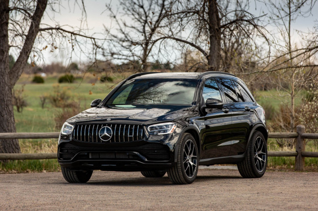 "Review update: The 2020 Mercedes-Benz AMG GLC 43 SUV ""nose"" the right spice level"