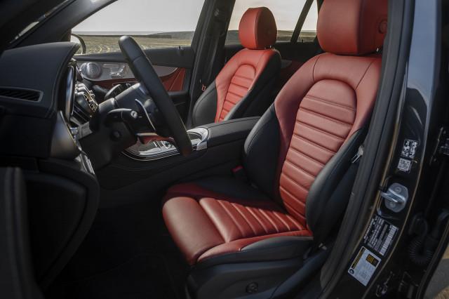 2020 Mercedes-Benz AMG GLC 43
