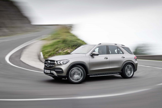 2020 Mercedes-Benz GLE-Class: Crossover SUV loaded with slew of active safety tech