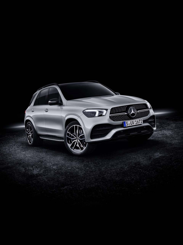2020 Mercedes GLE, Electric Aston Martin, BMW drops diesel: What's New @ The Car Connection