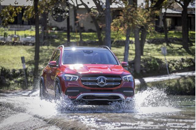 2020 Mercedes-Benz GLE-Class