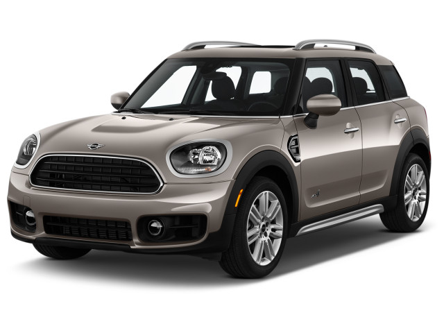 2020 MINI Cooper Countryman Cooper S ALL4 Angular Front Exterior View