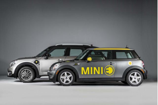 2020 Mini Cooper Countryman S E All4