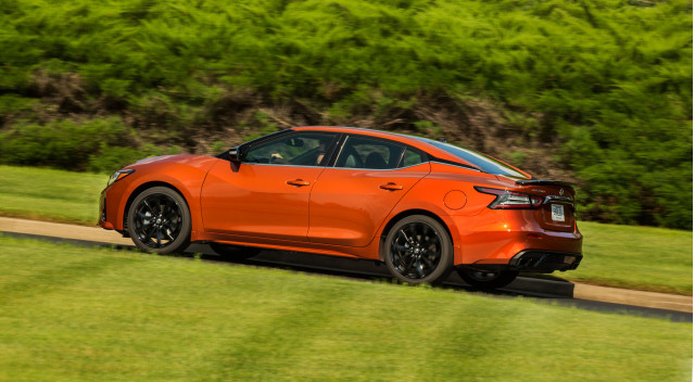 2020 Nissan Maxima arrives, 2020 Ford Mustang Shelby GT350 gets new goodies, IndyCar goes hybrid: What's New @ The Car Connection