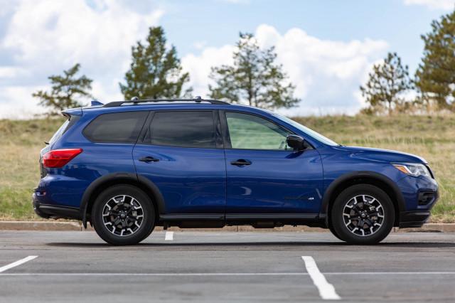 2020 Nissan Pathfinder SV Rock Creek Edition