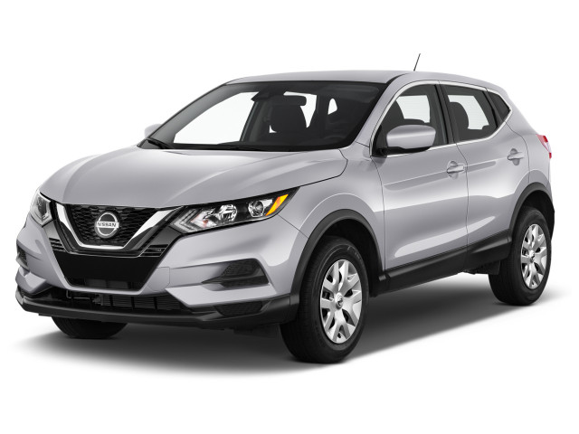 2020 Nissan Rogue Sport FWD S Angular Front Exterior View