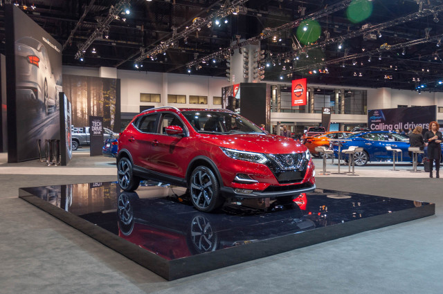 2020 Nissan Rogue Sport unveiled: Crossover SUV adds active safety features