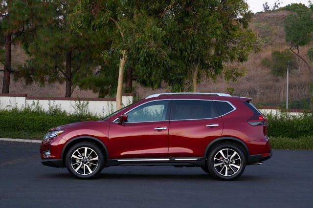 2020 Toyota RAV4 vs. 2020 Nissan Rogue: Compare Crossovers