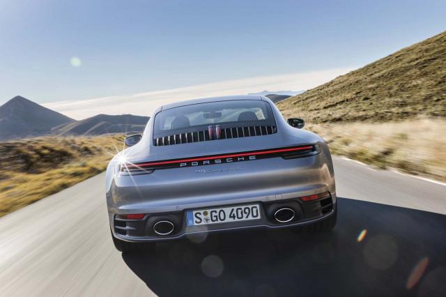 2020 Porsche 911 Ring Time 2020 Toyota Highlander Spy Shots