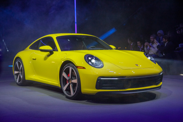 2020 Porsche 911 Carrera S Officially Revealed Here It Is