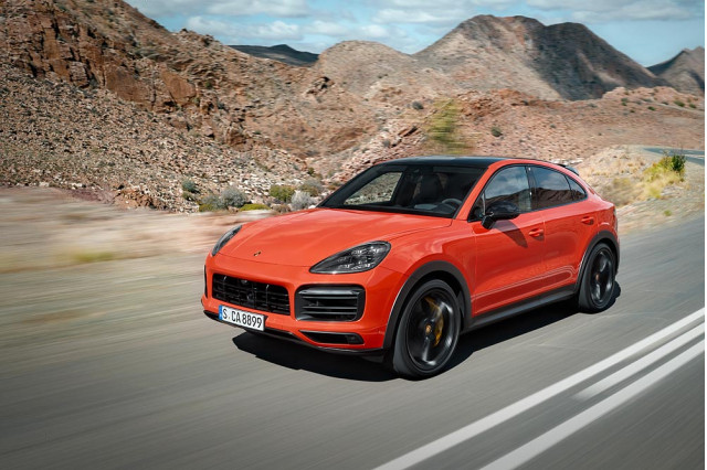 2020 Porsche Cayenne Coupe, Bugatti La Voiture Noire, Fisker solid-state batteries: What's New @ The Car Connection