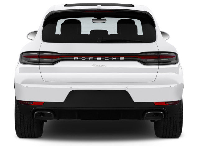 2020 Porsche Macan Review Ratings Specs Prices And Photos The Car Connection