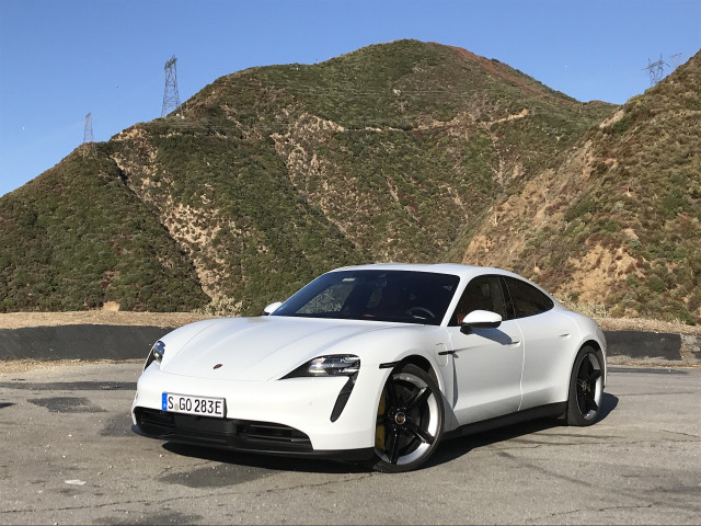 First drive: The 2020 Porsche Taycan 4S boosts Porsche into electric era