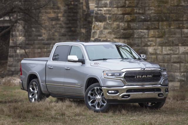 Ram recalling more than 189,000 pickup trucks for faulty floor mats
