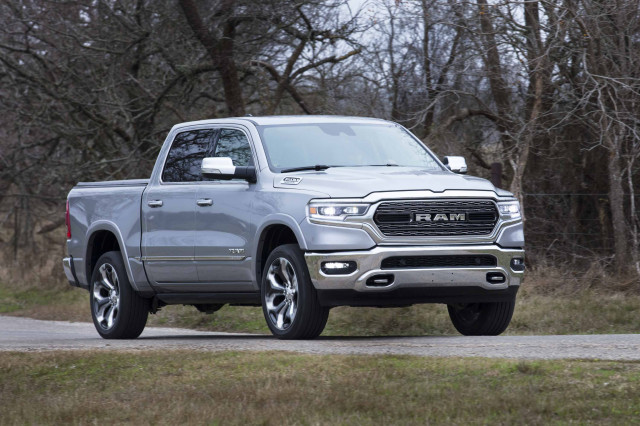 Ram 1500 pickup is the first Top Safety Pick+ truck from Detroit