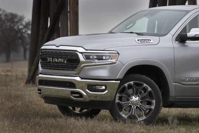 Stellantis recalls 212,373 Ram pickup trucks for airbag issue
