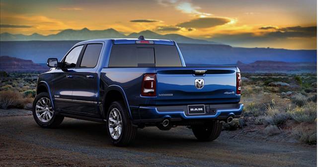 2020 Ram 1500 Laramie Southwest Edition