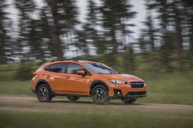 2020 Ford Ecosport vs. 2020 Subaru Crosstrek: Compare Crossovers