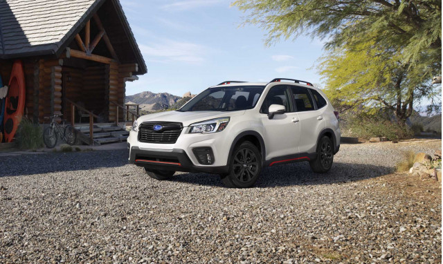 2020 Subaru Forester vs. Honda CR-V: Compare Crossover SUVs