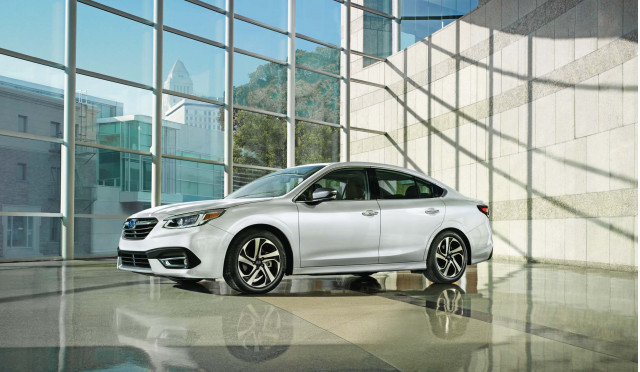 2020 Subaru Legacy price undercuts competition at $23,645