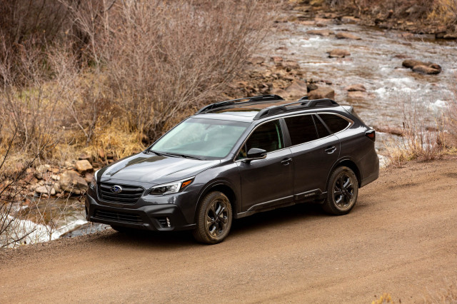 Review update: 2020 Subaru Outback Onyx Edition XT moves more than I expected