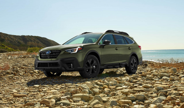 New 2020 Outback gets price bump, Lexus GX gets tough, mild hybrids get a jolt? What's New @ The Car Connection
