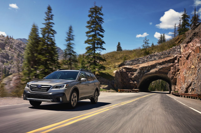 2020 Subaru Outback costs $27,655, and the adventure is free