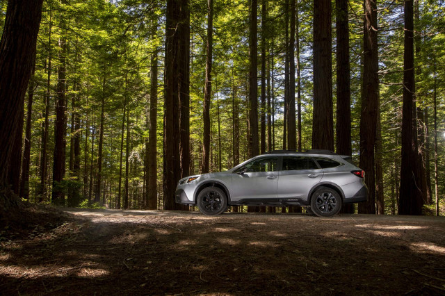 2019 Subaru Forester vs  2020 Subaru Outback: Compare Crossovers