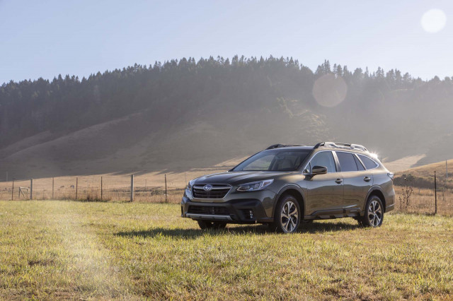 2020 Subaru Outback vs. 2020 Subaru Forester: Compare Crossover SUVs