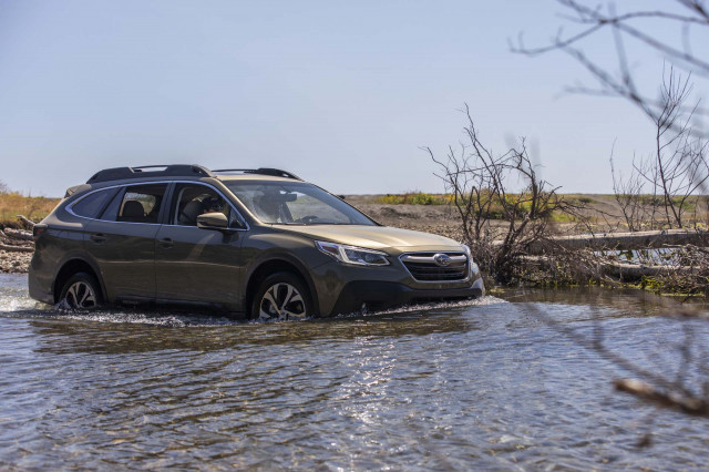 2020 Subaru Outback, 2020 Legacy recalled for brake problem