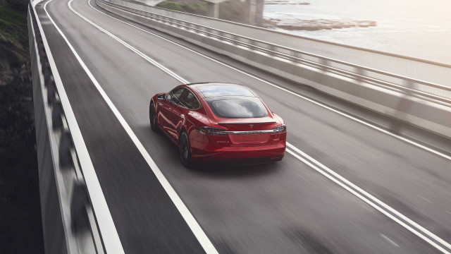 2020 Tesla Model S