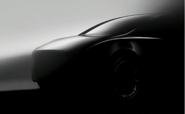 Teaser for Tesla Model Y electric SUV due for reveal in 2019