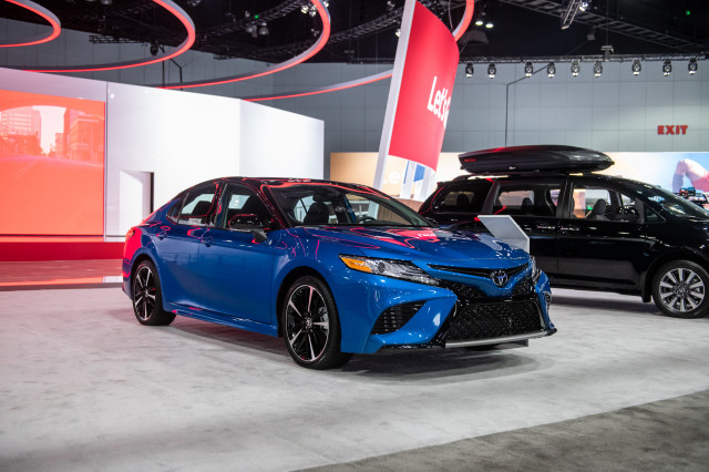 2020 Toyota Camry AWD debuts, back after nearly 30 years