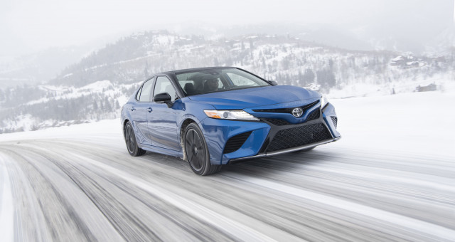 First drive review: 2020 Camry AWD adds confidence but not performance