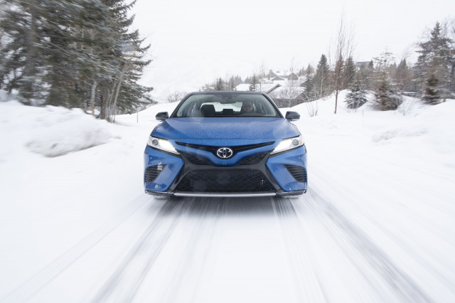 2020 Toyota Camry XSE AWD