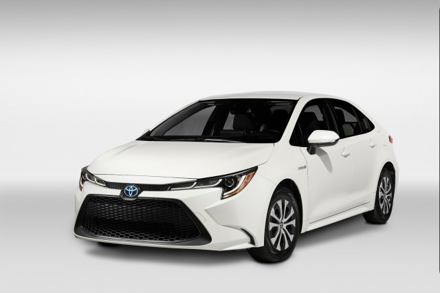 Toyota Corolla Hybrid: Best Economy Car To Buy 2020